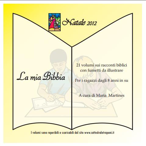 La Bibbia da illustrare